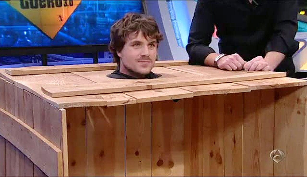 La cabeza de Dani Martín