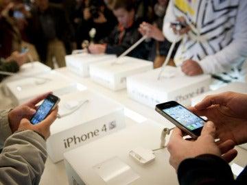 Probando el nuevo iPhone 4S