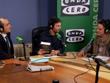 Jaime en la radio