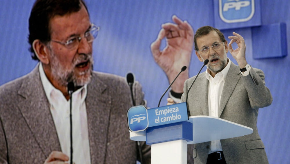 Mariano Rajoy en A Coruña