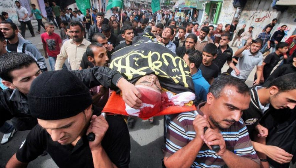 Tensión en la Franja de Gaza