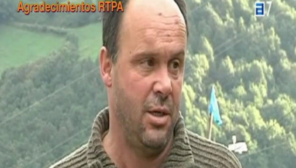 """Detenido el """"Rambo de Tineo"""""""