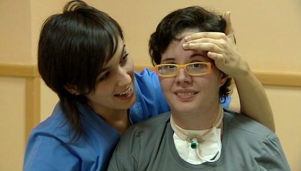 Laura López se recupera de un coma