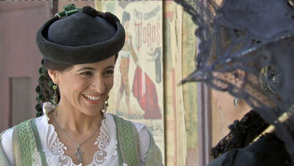 Leonor con Teresa