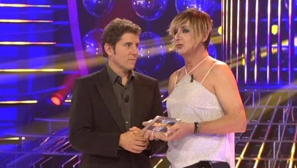 Josema Yuste gana la sexta gala de Tu cara me suena