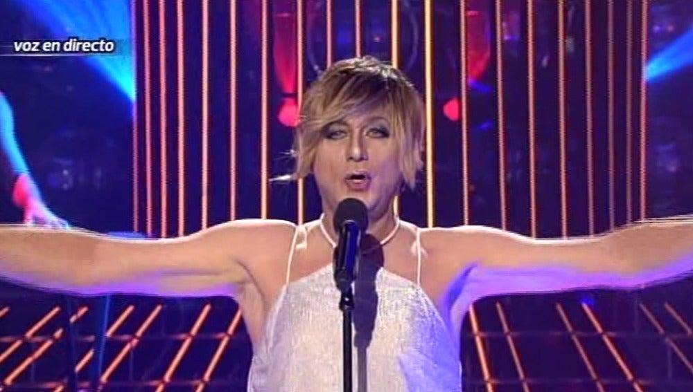 Gala 6 | Josema Yuste imita a Ana Torroja
