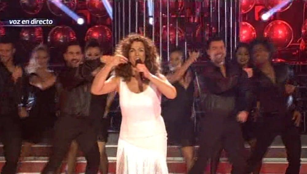 Gala 6 | Carolina Ferre imita a Lolita Flores