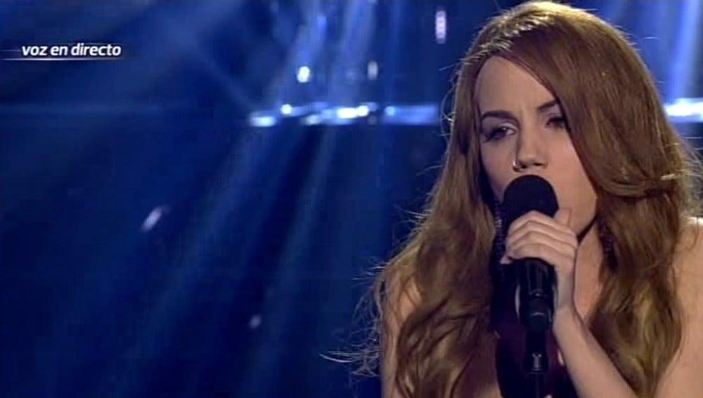 Gala 6 | Actuación de Angy como Mariah Carey