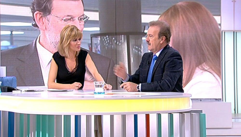 Manuel Campo Vidal en Espejo Público