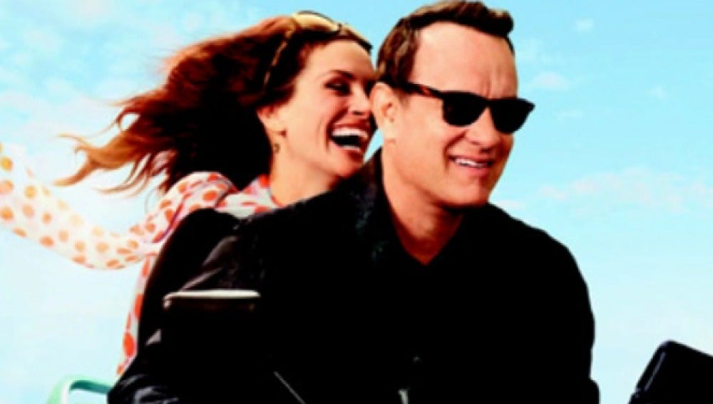 Polémico cartel de Julia Roberts y Tom Hanks