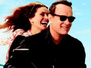 Polémico cartel de Julia Roberts y Tom Hanks