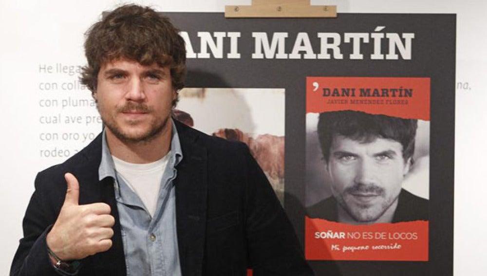 Dani Martín, reflexión de su libro