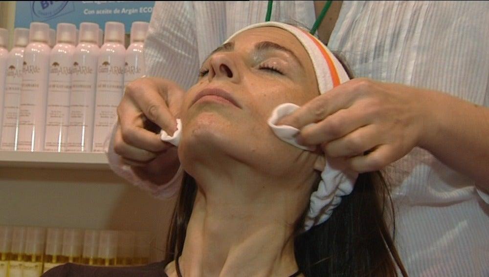 Biocosmética para la piel