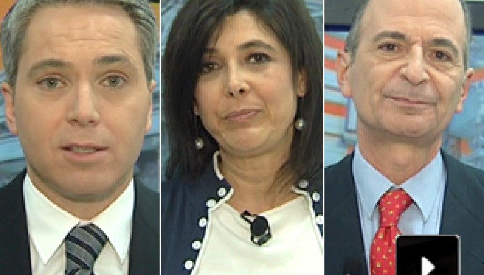 Analistas del debate electoral
