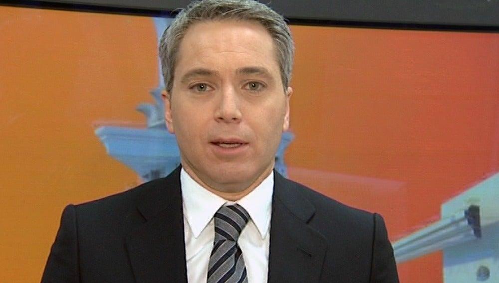 Vicente Vallés analiza el cara a cara