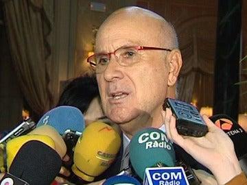 Duran i Lleida ante los medios