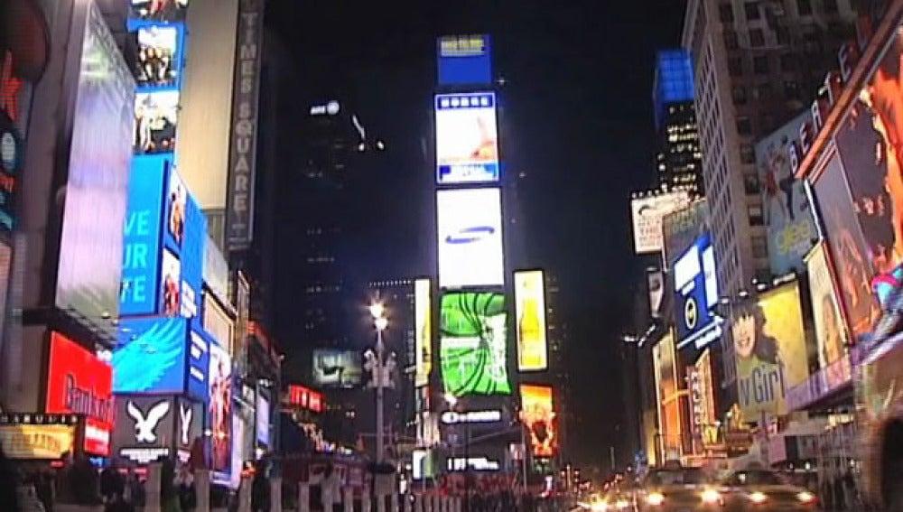 Times Square, en Nueva York