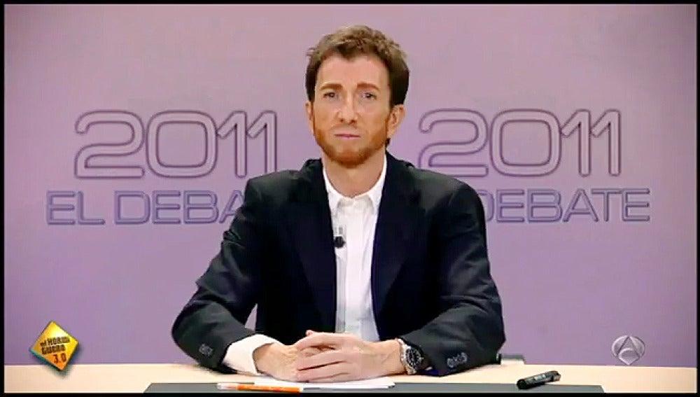 Debate 2011 Hormiguero