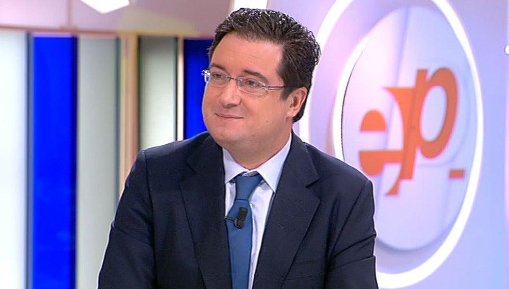 Óscar López, en Espejo Público
