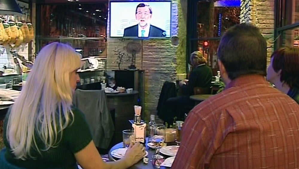 Reacciones al debate 2011
