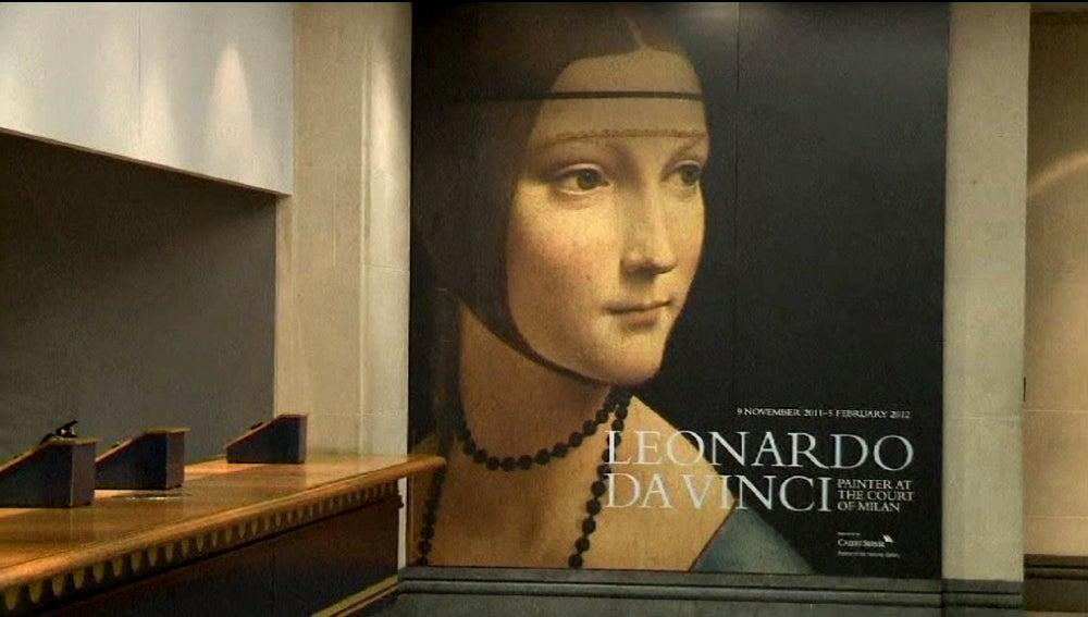 La National Gallery londinense abre sus puertas a la mayor colección de lienzos de Leonardo Da Vinci. La exposición recorre su etapa como pintor en la corte de Milán, a finales del siglo XV.