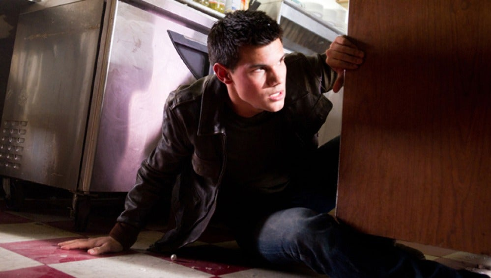Taylor Lautner protagoniza 'Abduction'