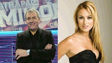 Carlos Sobera y Carolina Cerezuela