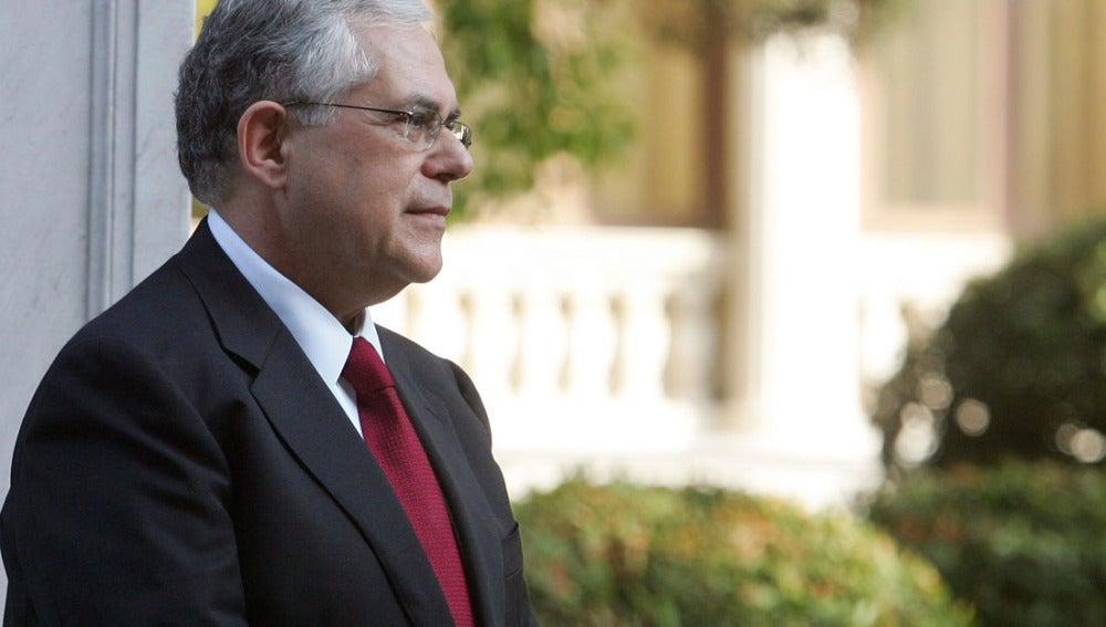 Lucas Papademos, nuevo primer ministro de Grecia