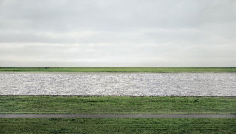 La fotografía 'Rhein II' se convierte en la más cara de la historia