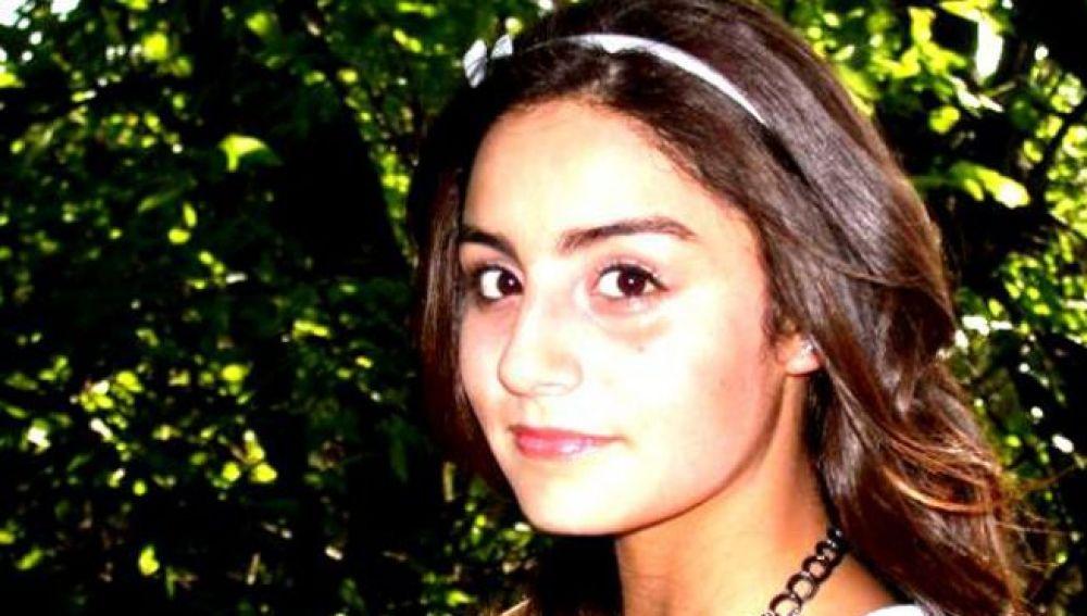 La joven Ashley Billasano
