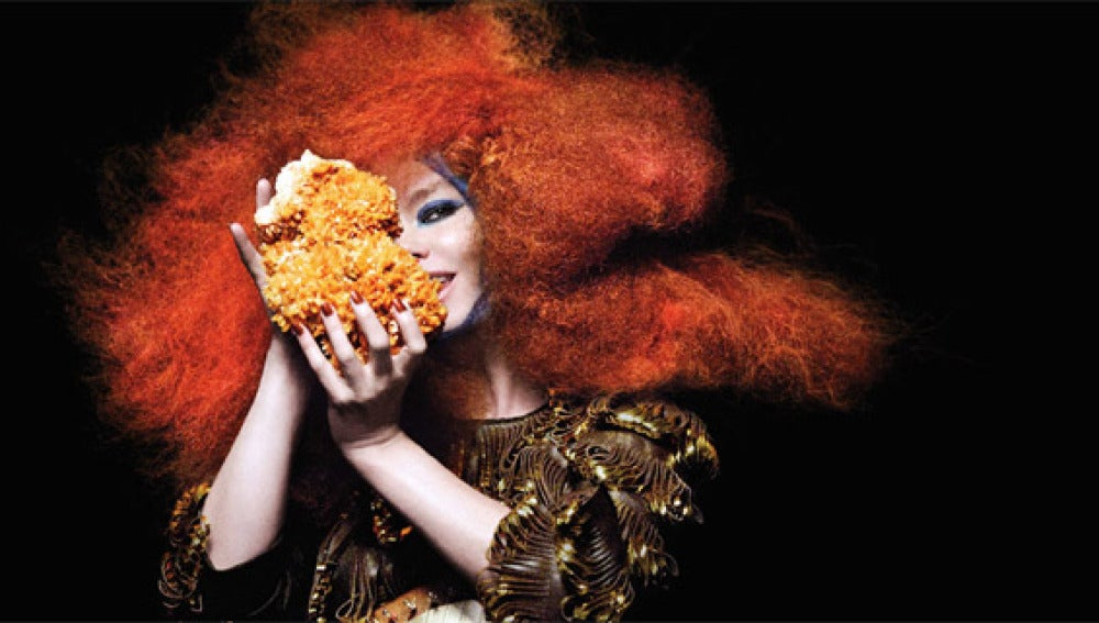 Björk presenta Biophilia