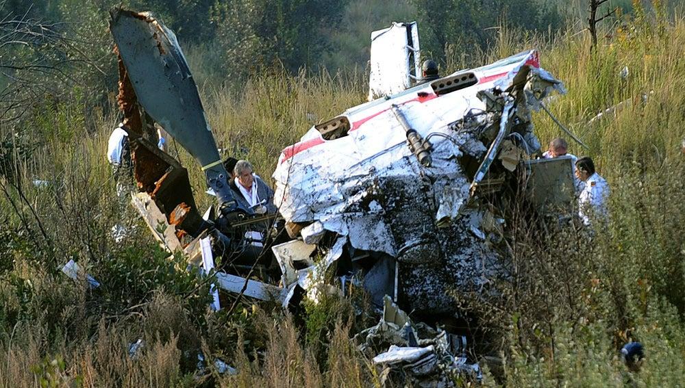 México pide ayuda para investigar el accidente