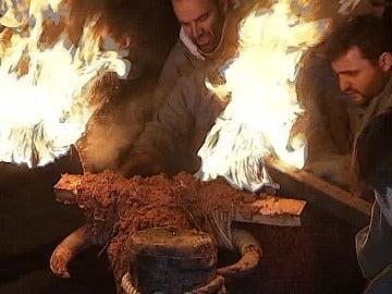 Toro de júbilo en Medinaceli