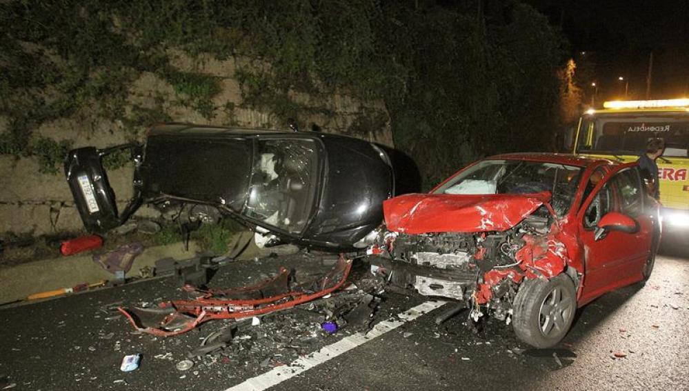 Once personas han muerto en las carreteras el último fin de semana