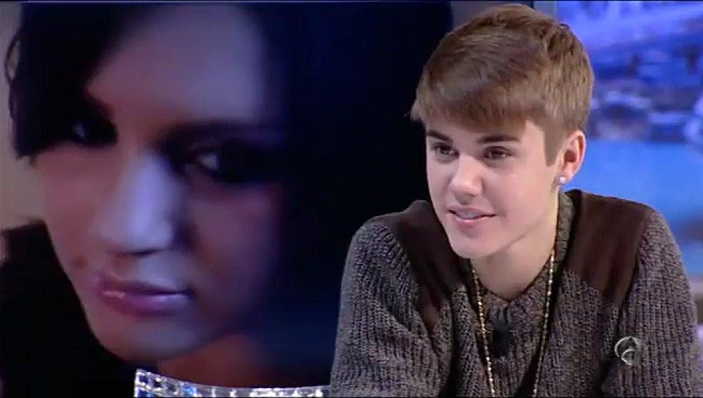 Entrevista a Justin Bieber en El Hormiguero