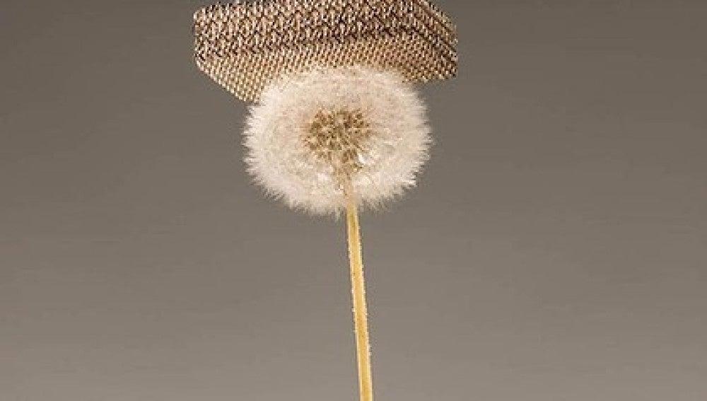 El material metálico más ligero del mundo