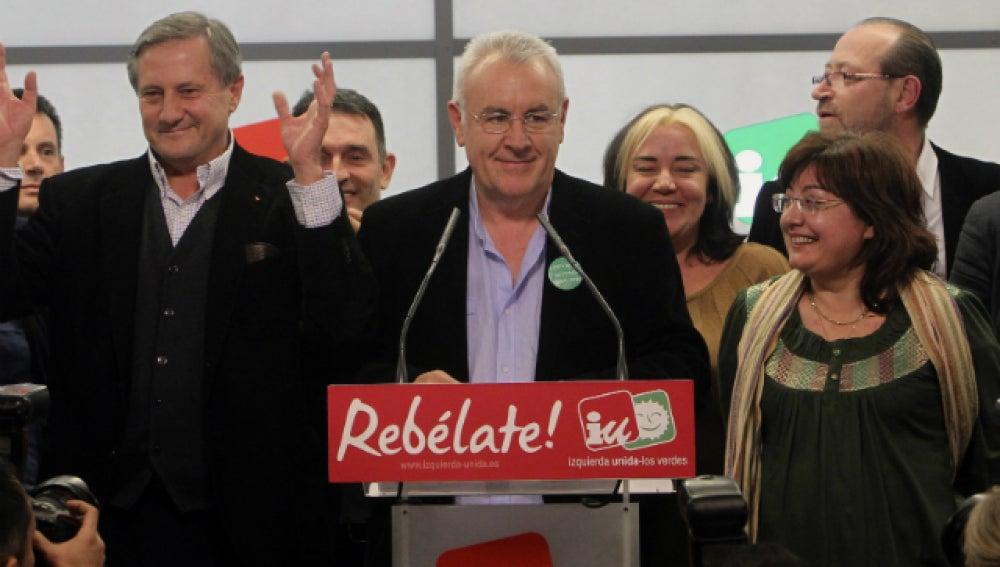 IU se va a los 11 diputados y recoge el voto descontento de la izquierda