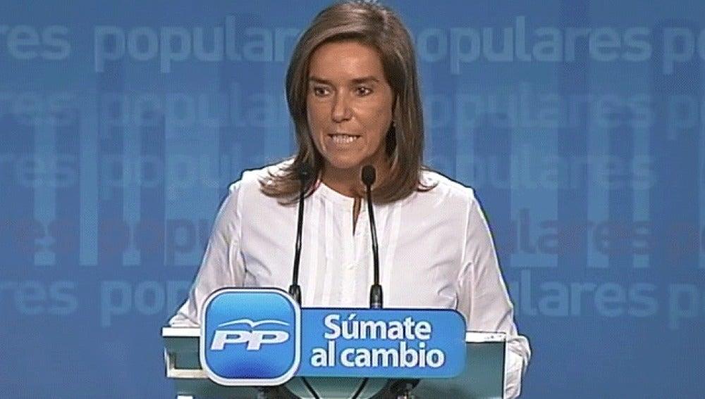 Ana Mato, primera en comparecer