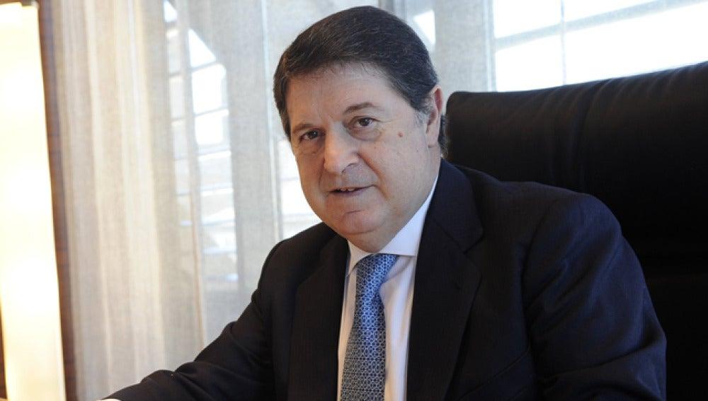 José Luis Olivas, expresidente de Bancaja