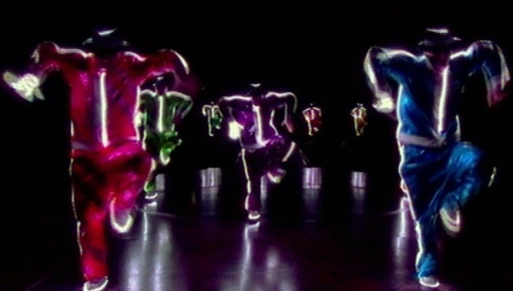 Primeras imágenes del espectáculo sobre Michael Jackson en el Circo del Sol