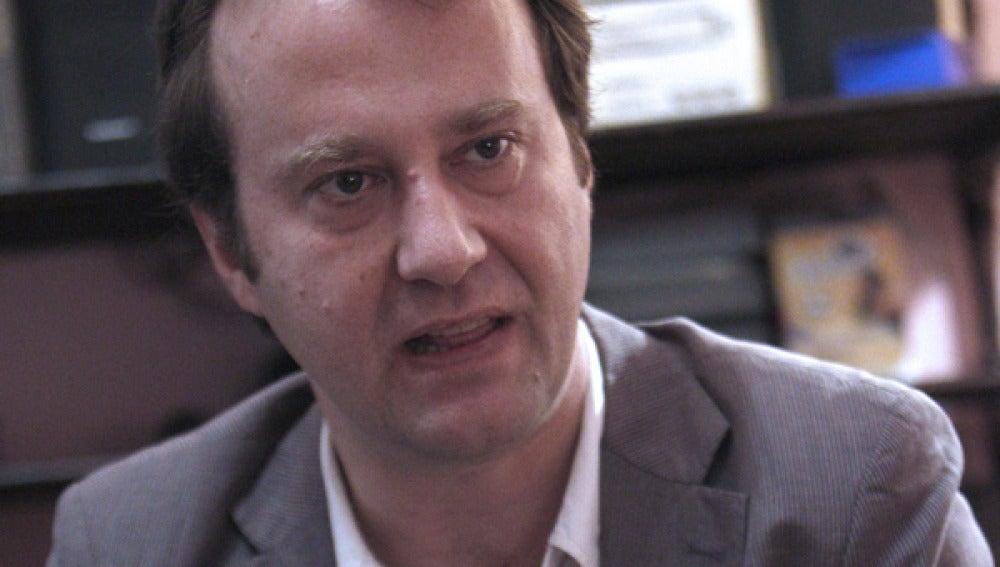 El escritor Marcos Giralt gana el Premio Nacional de Narrativa.
