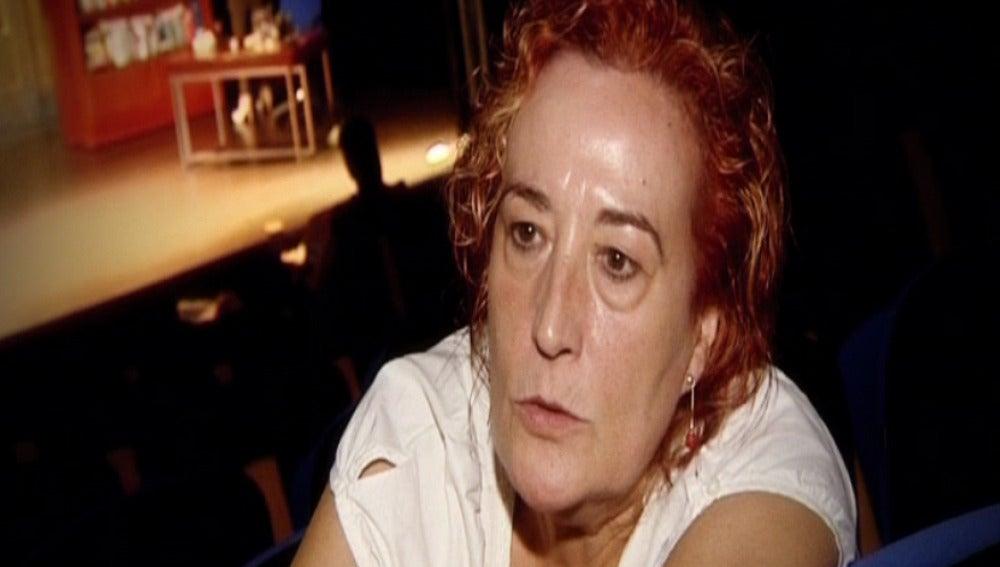 Toñi se ha convertido en productora teatral