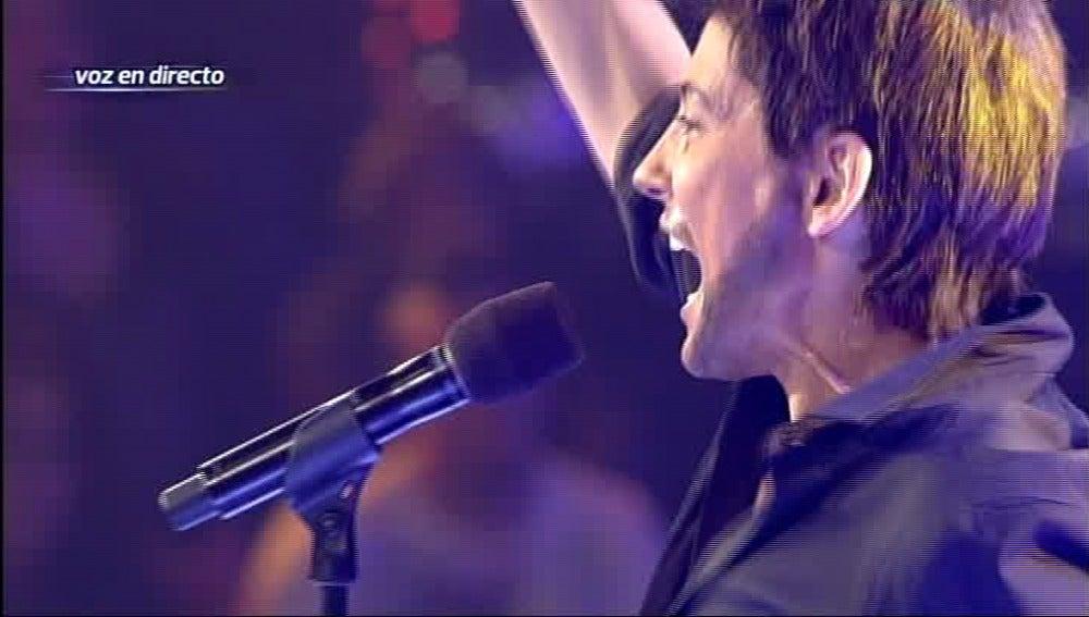 Gala 9 | Remedios Cervantes imita a Ricky Martin