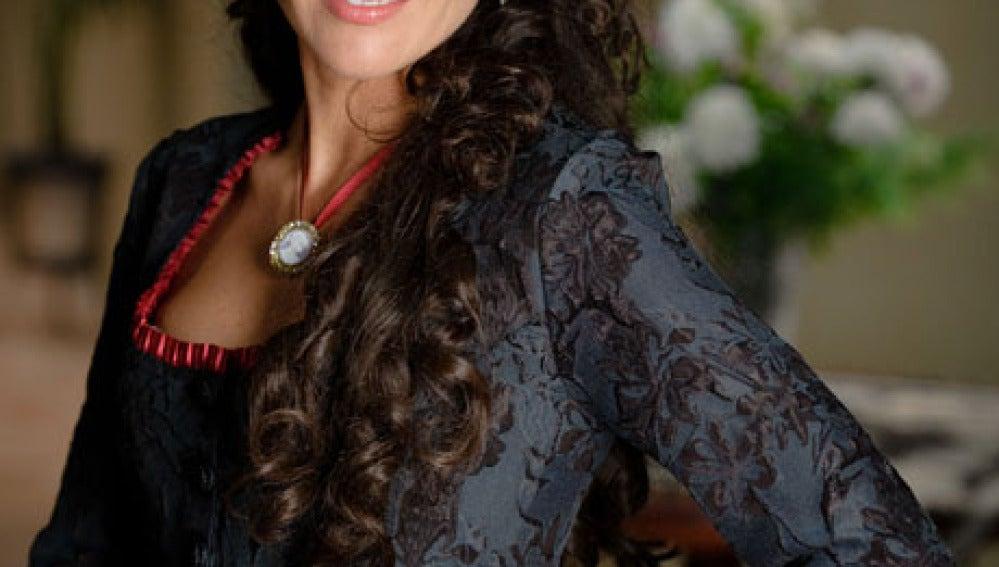 Ana Turpín es Teresa Mendoza