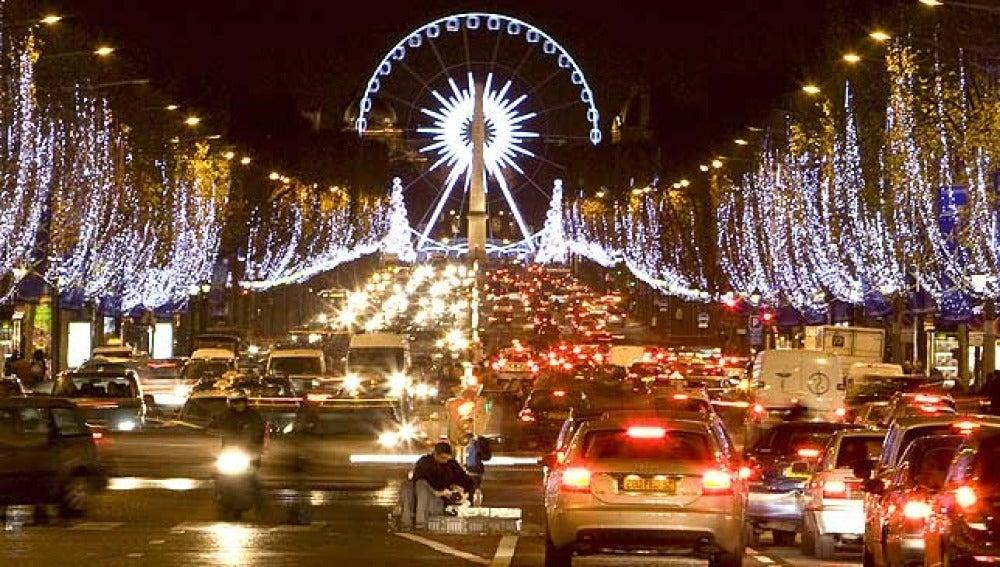 Iluminación París