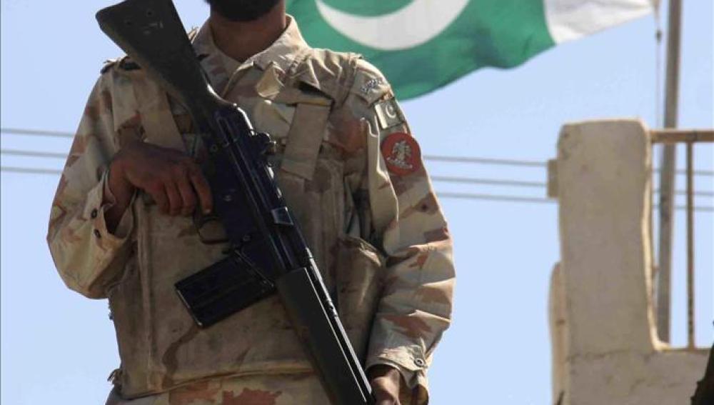 20 soldados paquistaníes muertos en un ataque de la OTAN