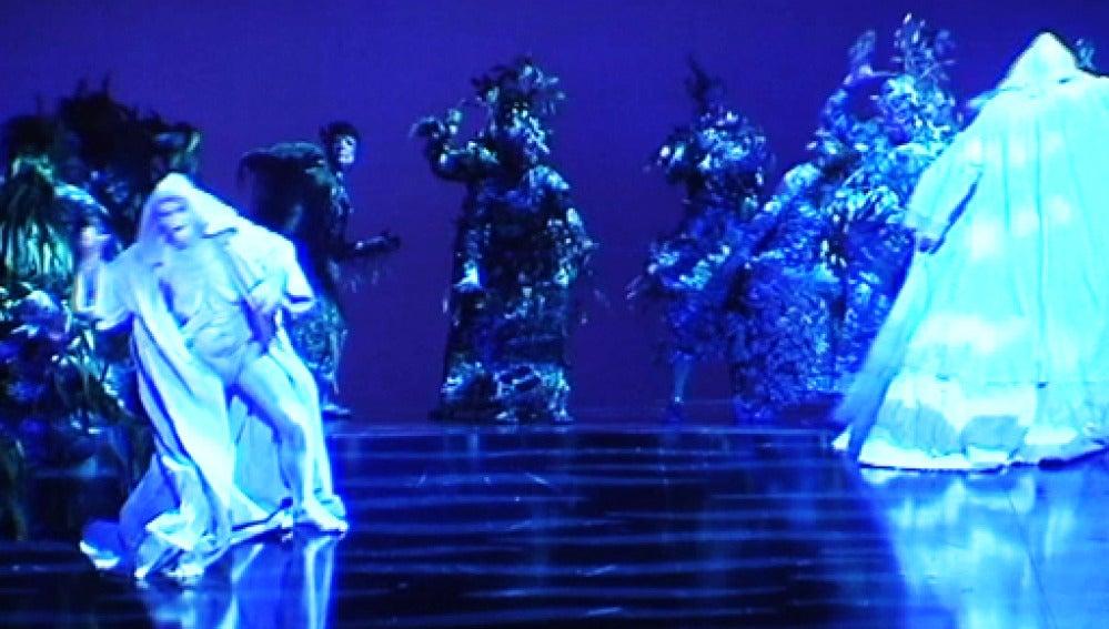 Ópera en Roma.