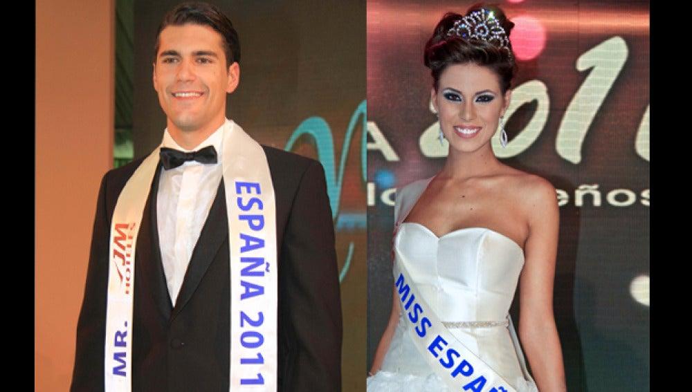 Miss y Míster España 2011