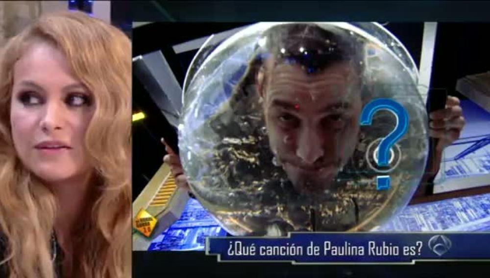 Paulina con Trancas y Barrancas