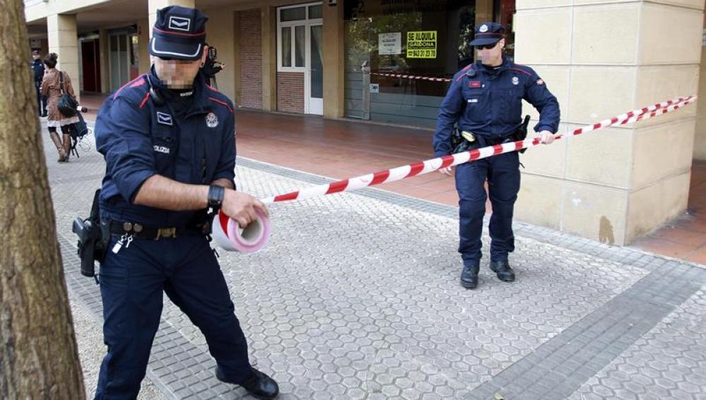 Hallan el cadáver de un menor en San Sebastián